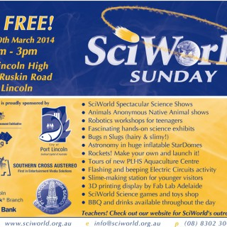 SciWorld Sundays