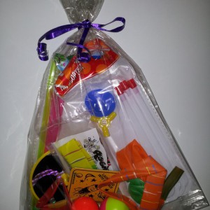 Birthday Party Bags