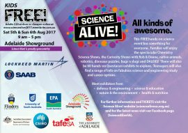 Science Alive Showgrounds 4