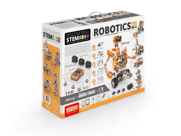ENG STEM Robotics ERP Pro Edition - Bluetooth, 3 motors