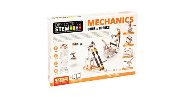 S.T.E.M Mechanics - Cams & Cranks