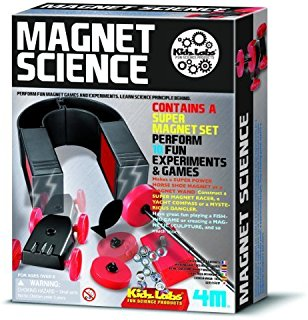4M Kidzlabs Magnetic Science Kit