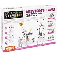S.T.E.M Newton's Laws - Inertia, Momentum, Kinetic & Potential energy