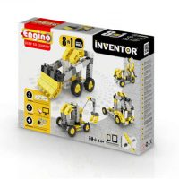 ENG Inventor - 8 Models of Cars