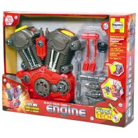 Haynes First Tech Build-Your-Own Engine