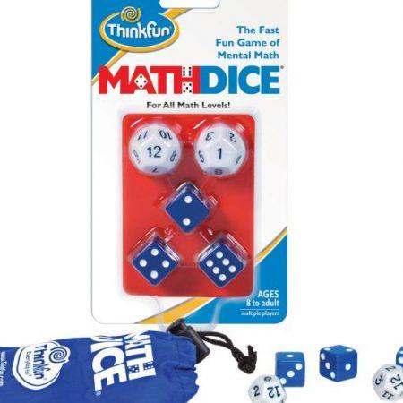 Maths Dice Game