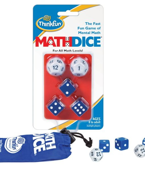 Maths Dice Game