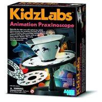 4M - Animation Praxinoscope